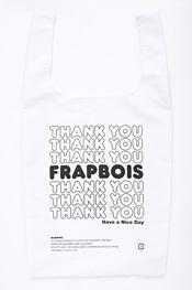 『FRAPBOIS 15th Anniversary BOOK 2015-16 AUTUMN/WINTER』付録:バッグ・おもて 画像2