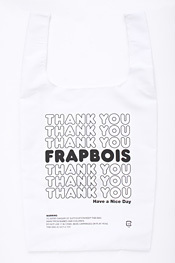 『FRAPBOIS 15th Anniversary BOOK 2015-16 AUTUMN/WINTER』付録:バッグ・おもて 画像2